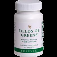 Fields of Greens - Pola Zieleni.