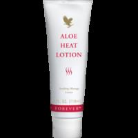 Aloe Heat Lotion  Aloesowa Emulsja Rozgrzewająca
