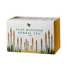Aloe Blossom Herbal Tea - Herbatka ziołowa z kwiatem aloesu