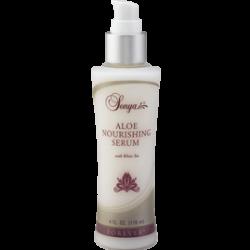 Aloesowe serum odżywcze z białą herbatą - Sonya