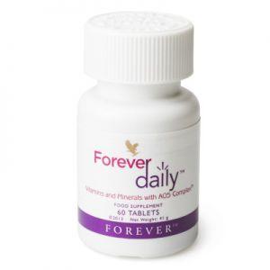 Forever Daily - witaminy i składniki mineralne